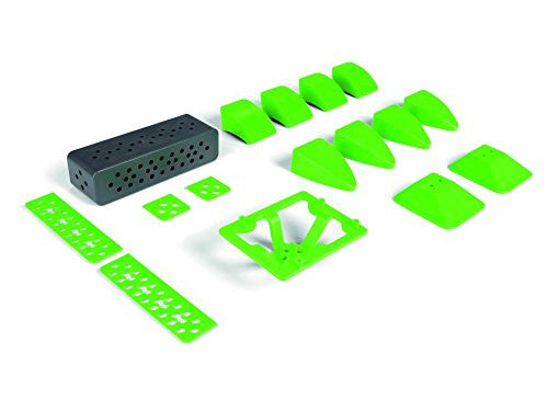 Velleman VR008 Allbot Option Pack B Plastic Parts