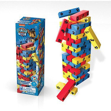 Paw Patrol 6035863 Jumbling Tower Game