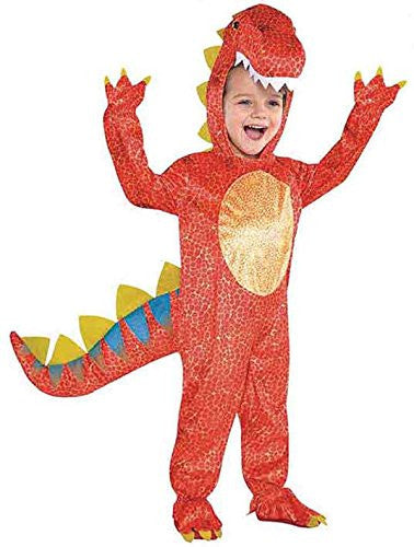 Amscan International Dinomite Boys Dinosaur Costume 3 - 4 Years