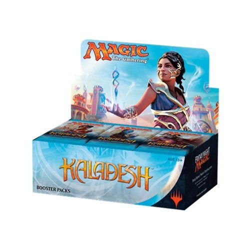 Magic: The Gathering MTG-KLD-BD-EN Kaladesh Booster Display Box (Pack of 36)