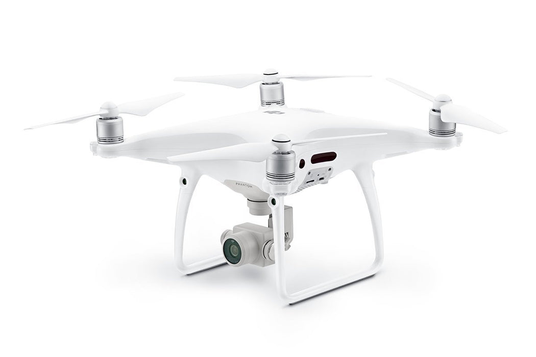 DJI Phantom 4 Pro Drone Camera - White