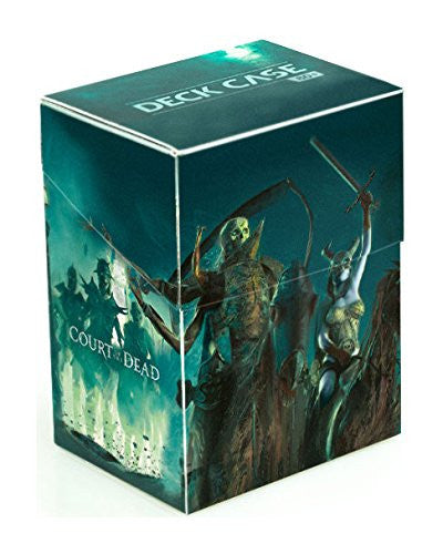 Ultimate Guard UGD010733 80 plus Standard Size Court of The Dead Underworld United I Basic Deck Case