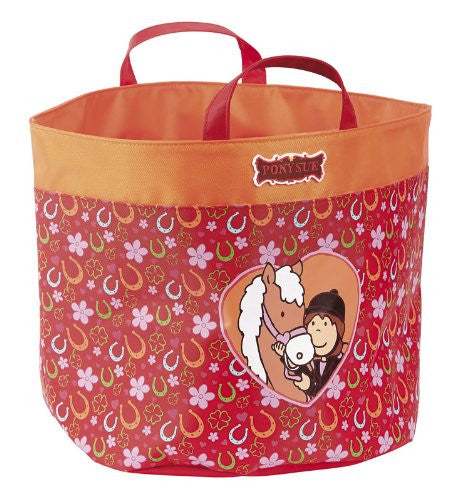 Sigikid 27 x 27 x 27 cm Pony Sue Storage Bag (Red)