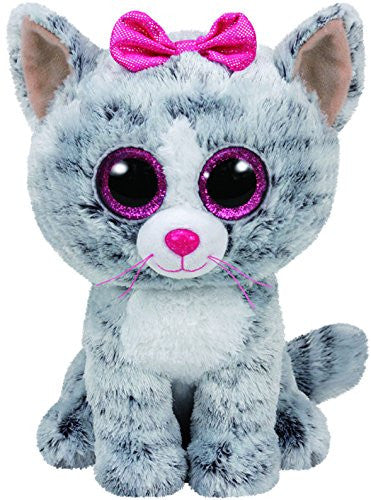 TY Beanie Boos BUDDY - Kiki the Cat 24cm