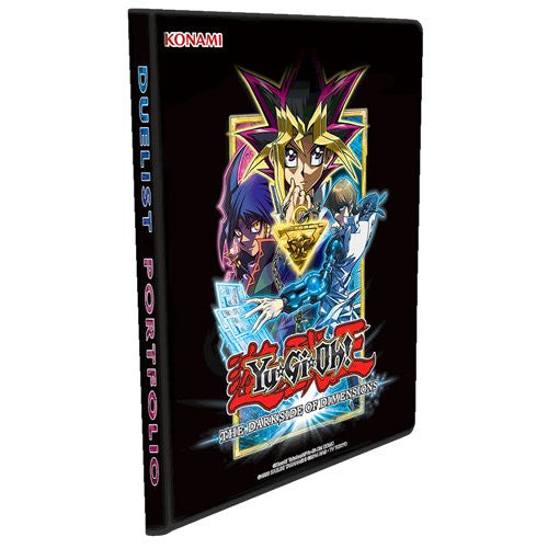 Yu-Gi-Oh! YGO-DSDPf The Dark Side of Dimensions 9-Pocket Portfolio