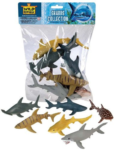 Wild Republic Polybag Shark