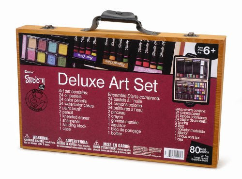 Darice Various Professional Art Set