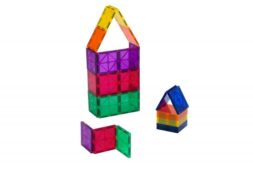 Playmags 154 Squares Set (30-Piece)