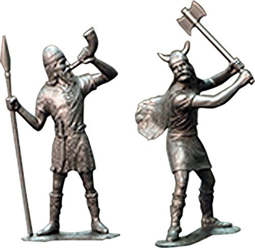 "ARK Models AK80007 15 cm ""Barbarians Scouts"" Figure(2-Piece)"