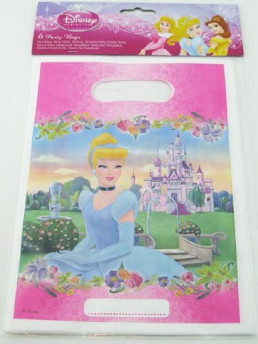 Amscan Lootbag Licensed D Princess Journey Party Accessory