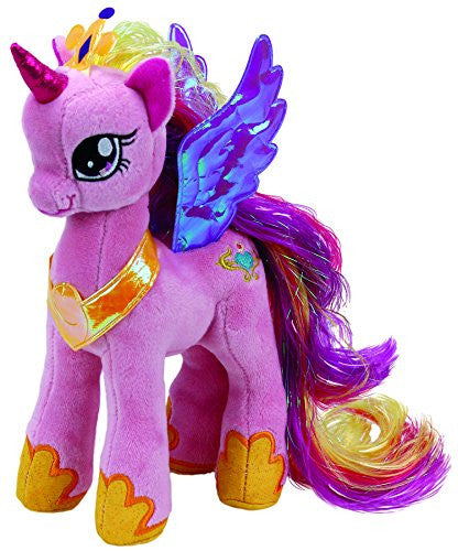 Ty My Little Pony – Soft Toy – TY41181 Apple Cadence Soft Toy – 20 cm