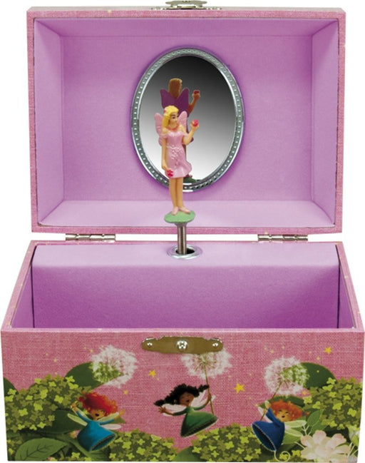 Ulysse Three Fairies Musical Box