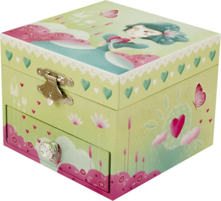 Ulysse Butterfly Musical Box