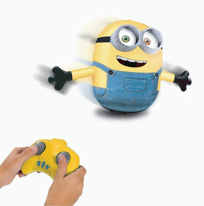 Remote Controlled Inflatable, Mini Minion Bob with Sounds