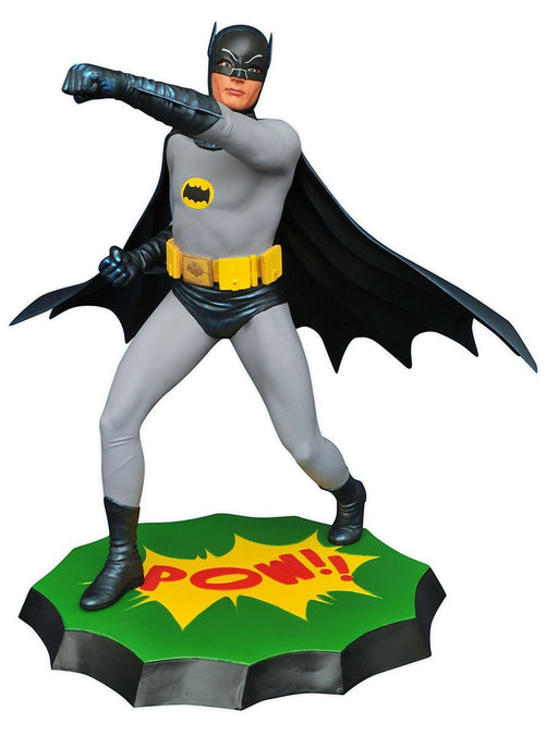DC Comics JUL162604 Batman 1966 Premium Collection Statue