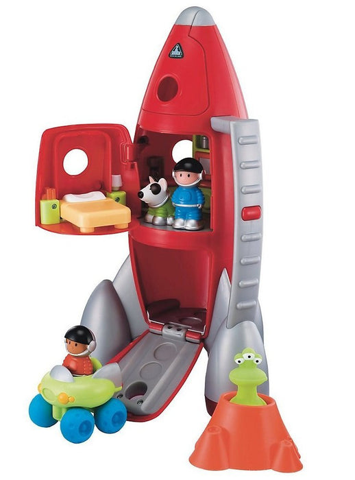 Early Learning Centre Figurines (Happy land Rocket)