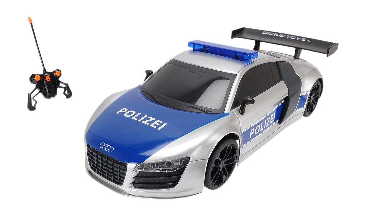 "Dickie Toys ""Highway Patrol"" RC Police Car (Multi-Colour)"