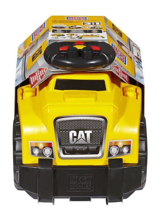 Mega Bloks Cat Ride-On with Excavator