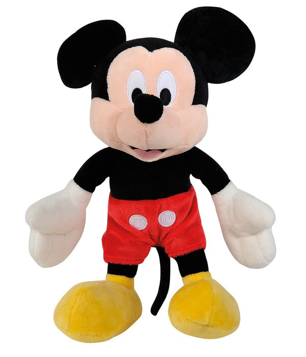 Disney 5872632 Mickey Mouse Core Range Soft Toy 25 cm