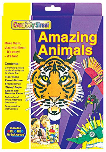 Artstraws Amazing Animals