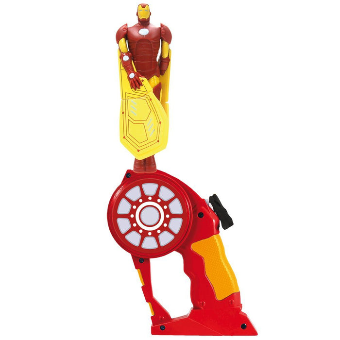 Bandai - 52272 - Shooting Game - Flying Heroes - Iron Man