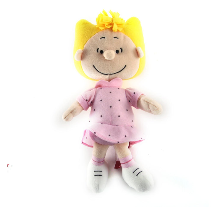 Aurora World 10-Inch Peanuts Sally Soft Toy