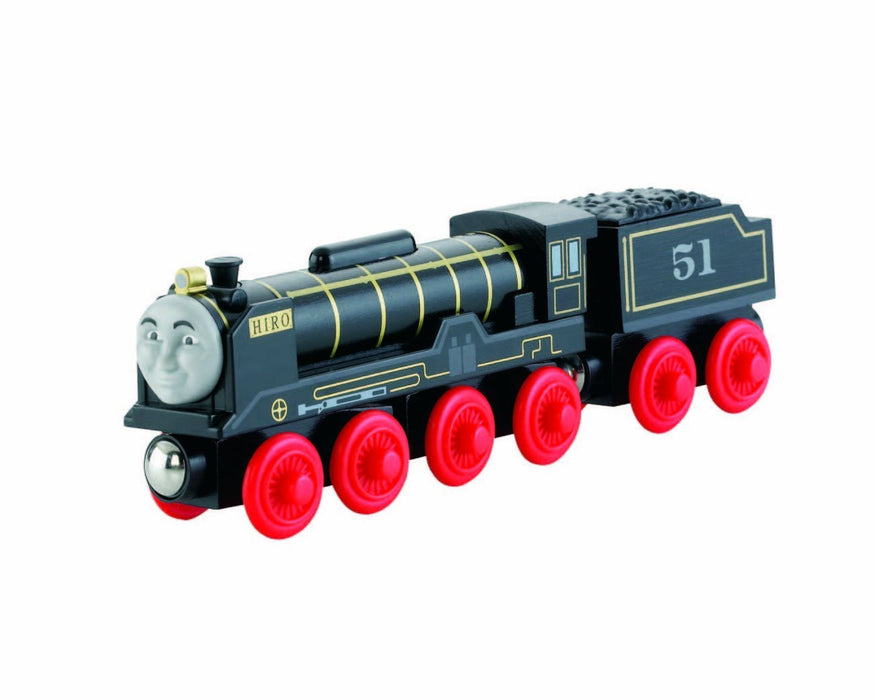 Thomas & Friends Wooden Railway Hiro Engine