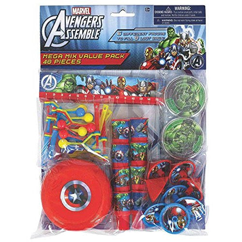 Avengers Mega Mix Favour Pack