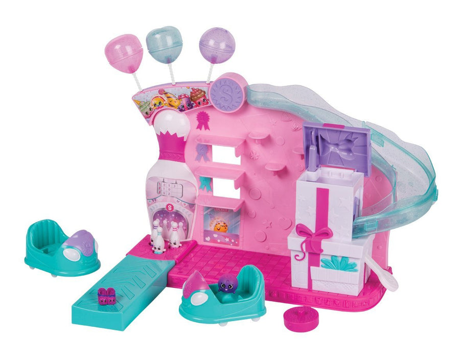 Shopkins Party Game Arcade Playset