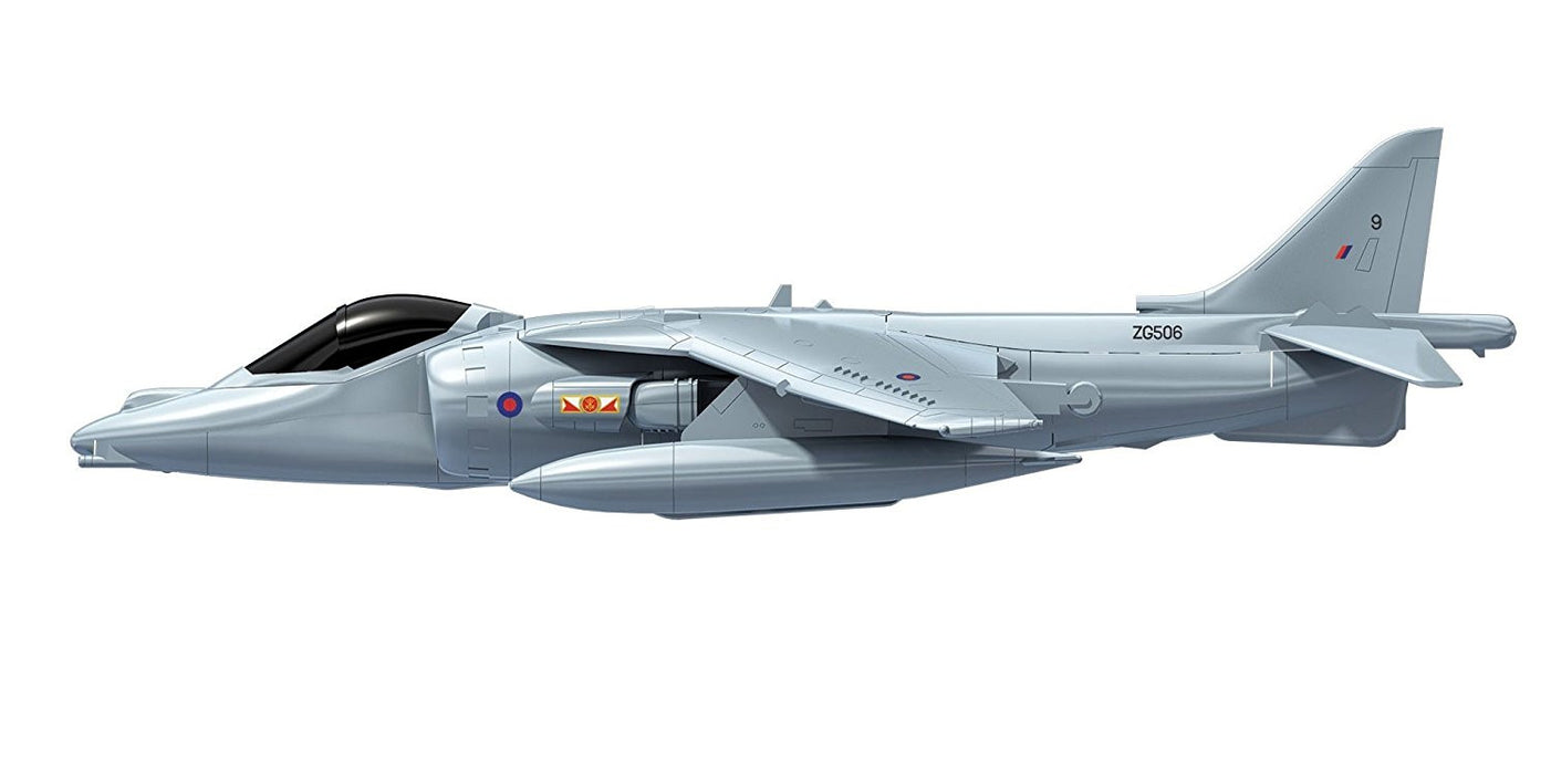 Airfix Quick Build Bae Harrier Aircraft Model Kit