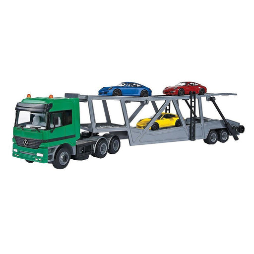 "Dickie Toys ""Actros Car"" Transporter Set (Multi-Colour)"