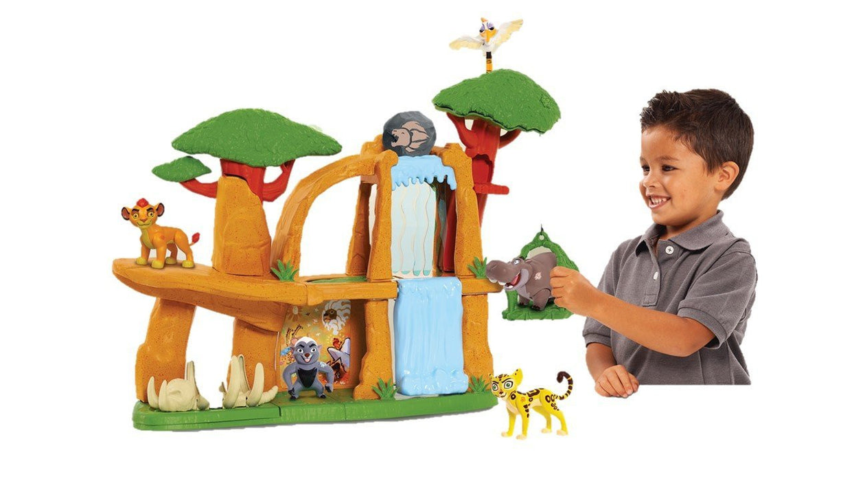 JP Lion Guard  Defend The Pride Lands Playset