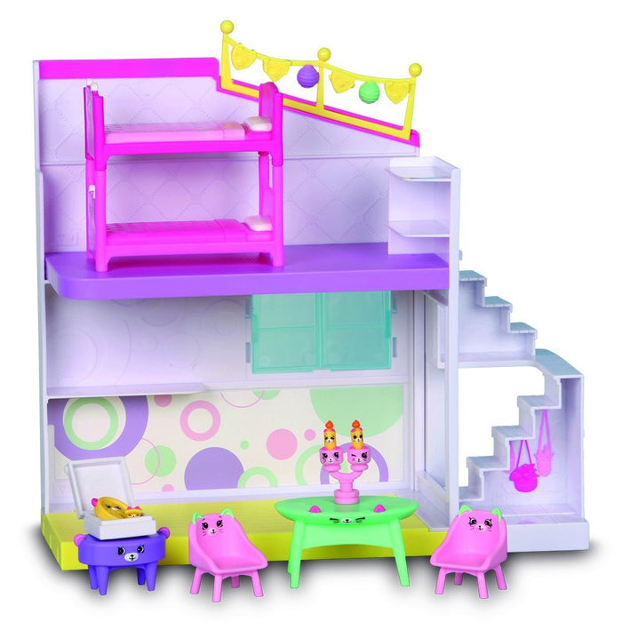 Happy Places Shopkins Bedroom and Dining Happy Studio