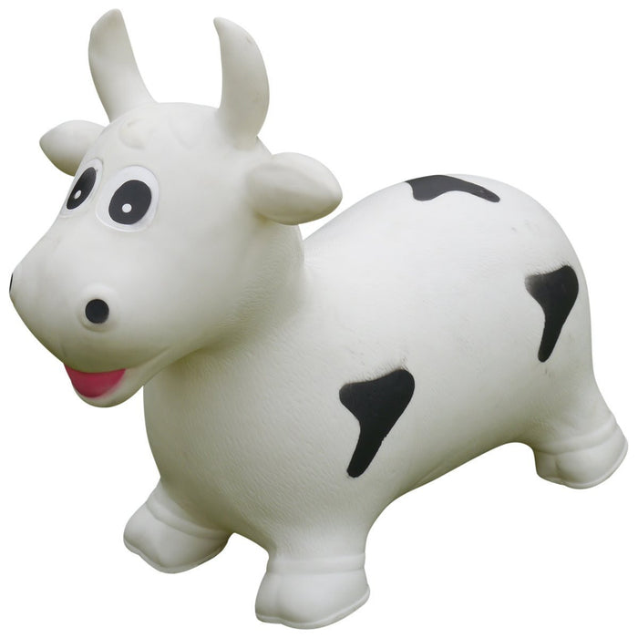 Art Straws CW7601 60 x 30 x 48 cm Sit and Ride Cow Toy with Free pump