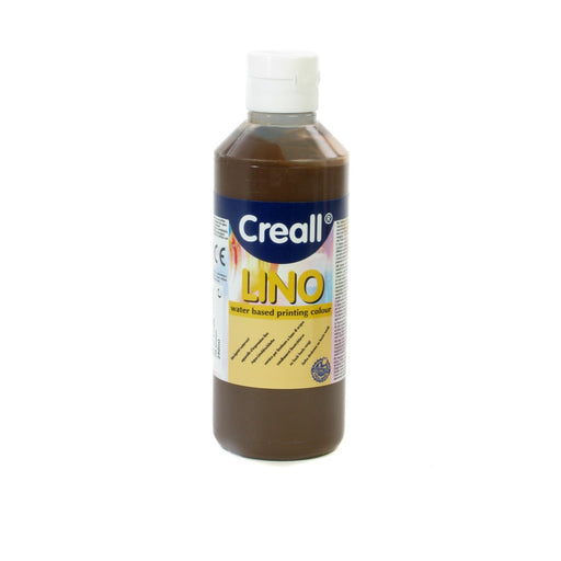 "Creall Havo37008 250 ml ""08 Brown Havo Lino"" Ink Bottle"