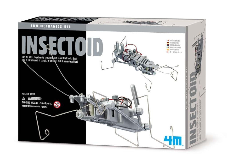 4M Fun Mechanics Insectoid Making Kit