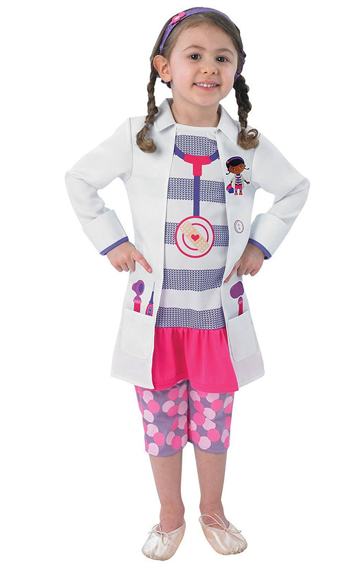 Rubie's Official Doctor McStuffin Child Costume - Small