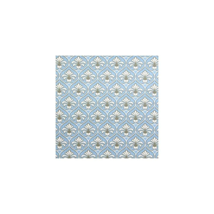"Gutermann ""French Cottage"" Fat Quarter Bundle Craft Supply, 100 Percent Cotton, Blue, Pack of 5"