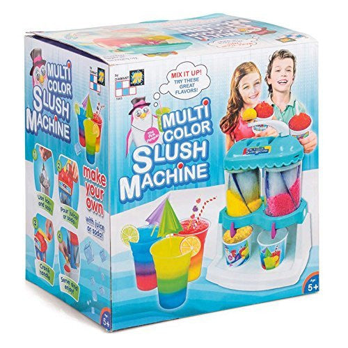 Tobar Multi Colour Slush Maker