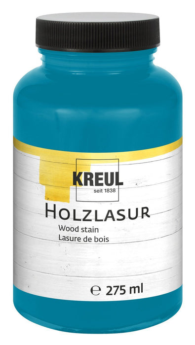 Kreul 78209 - Wood Stain Colour 275 ml - Blue