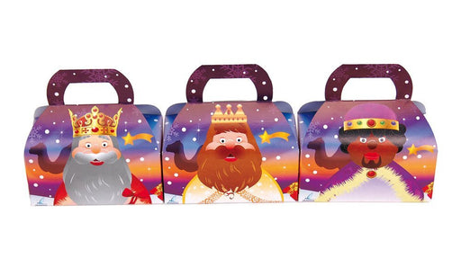 Verbetena – Classic Christmas Three Wise Men, Pack of 24 (011600037).