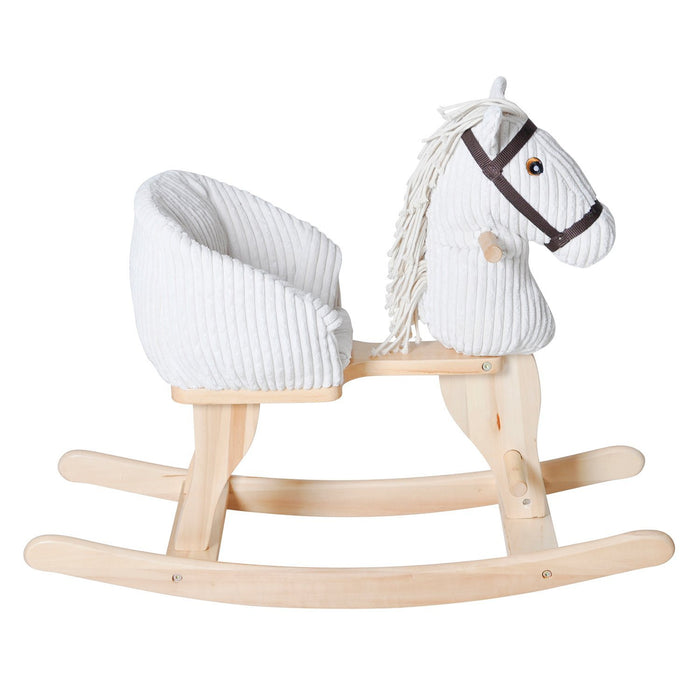 Knorrtoys 40490 Sandy Baby Rocking Horse With Sound