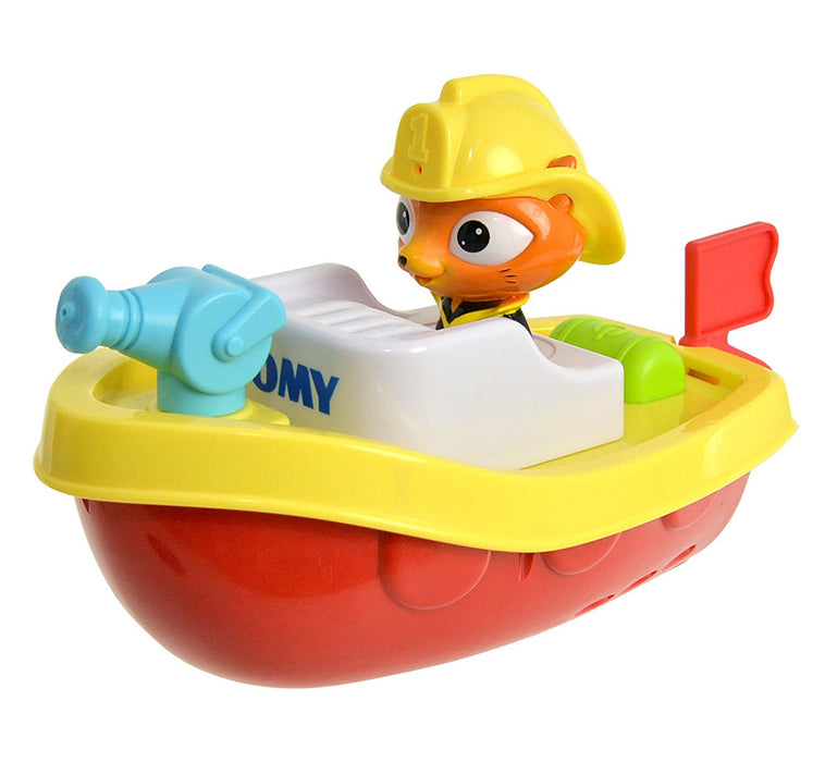 TOMY Remote Rescue Boat Toy - Multi-Coloured