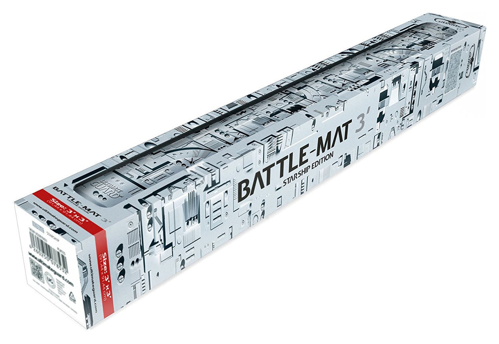 Ultimate Guard UGD010664 91 x 91 cm 3 ft Starship Battle-Mat