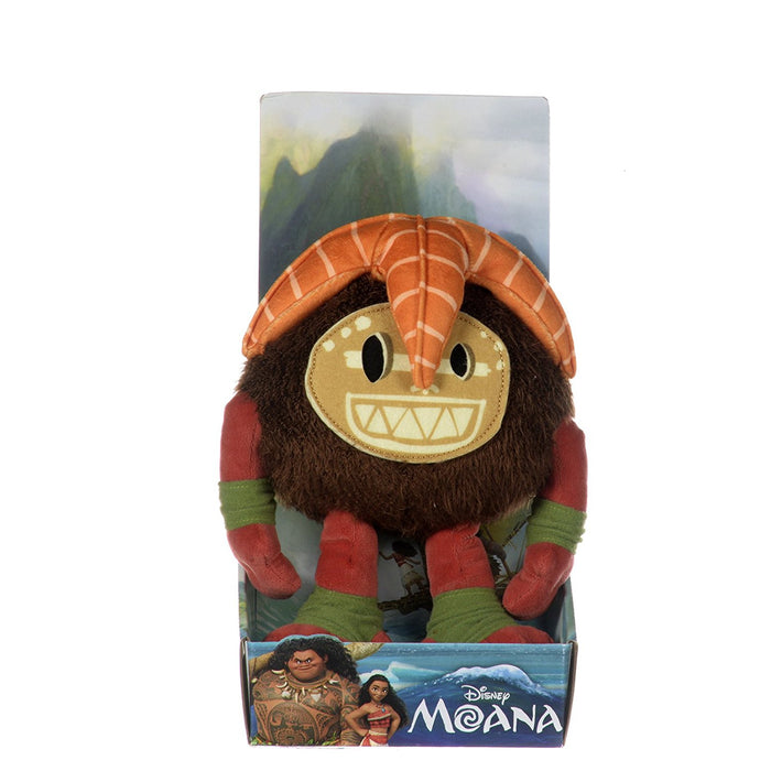 "Moana 44885 10-Inch ""Kakamora with Starfish"" Soft Plush Toy"