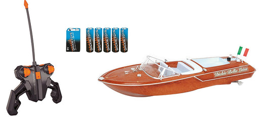 "Dickie Toys ""Bella Luisa"" RC Boat (Multi-Colour)"