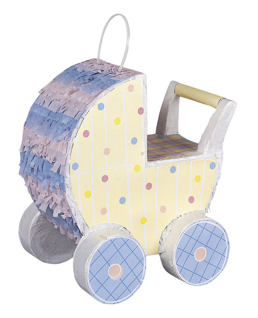 Pram Baby Shower Pinata
