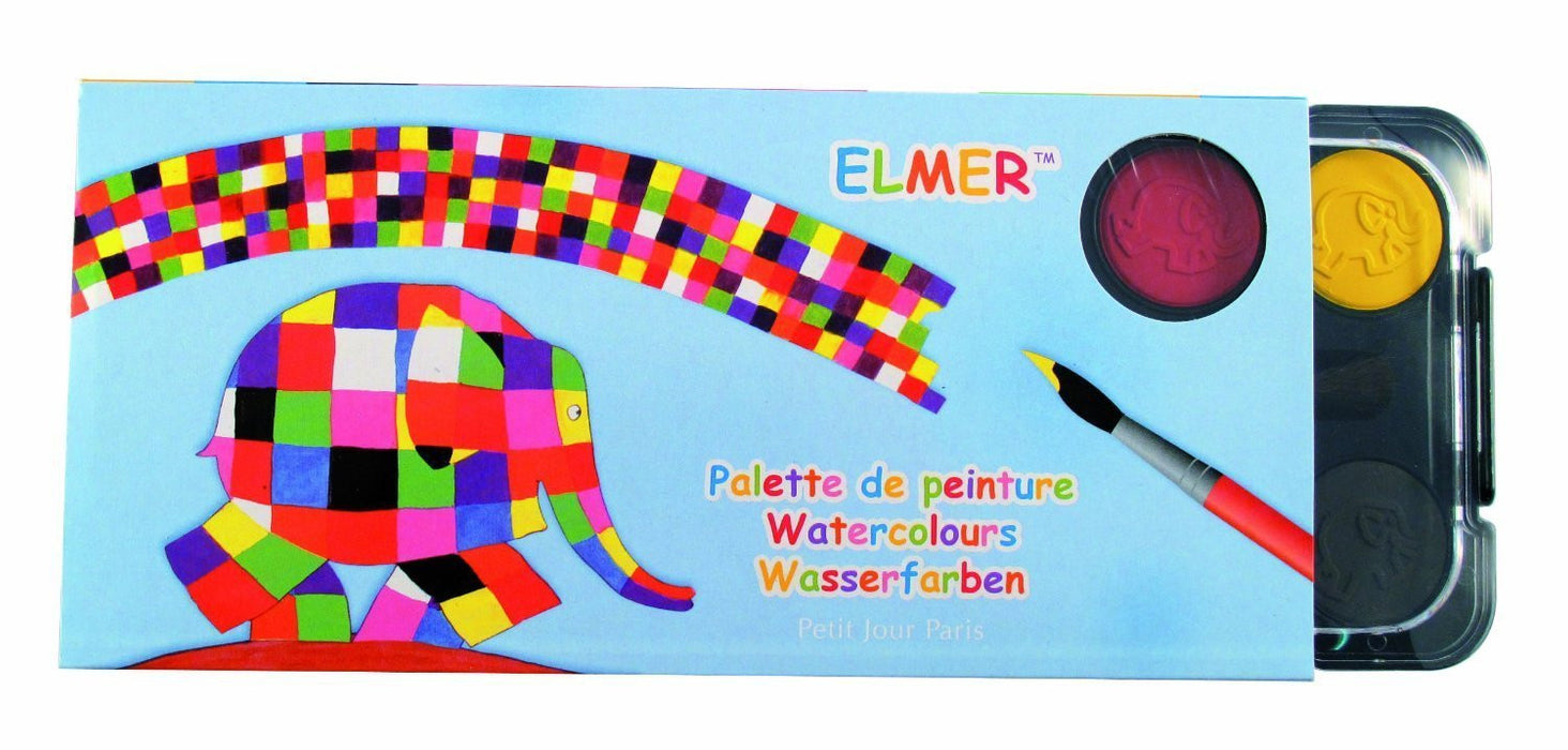 Elmar EL198B Water Colours