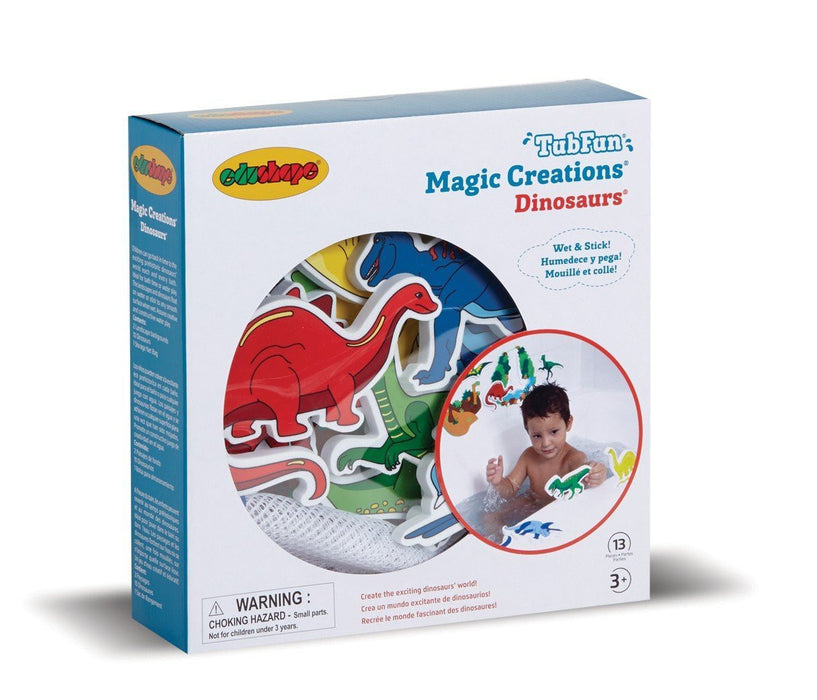 Edushape Magic Creations Dinosaurs Bath Toy