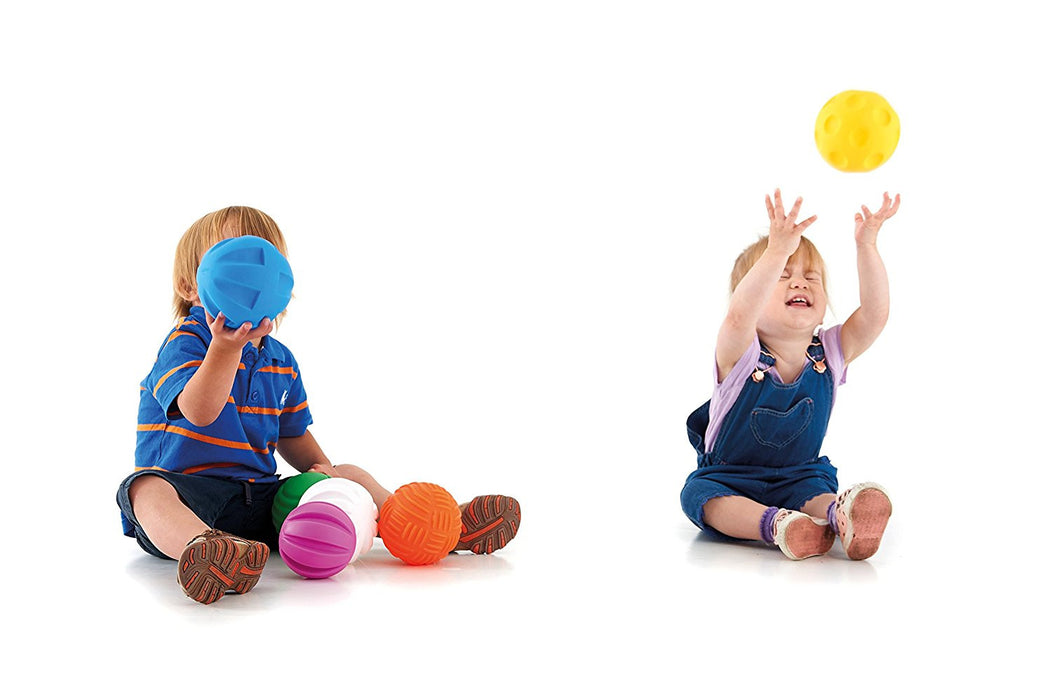 Eduplay Eduplay120454 Tactile Ball Set (6-Piece)